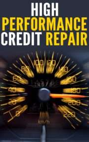 Amazon.com | High Performance Credit Repair
